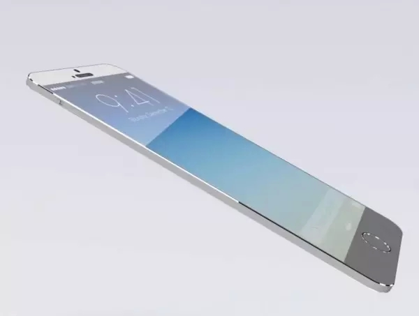 iphone 7未出,无边框iphone